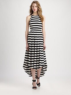Hunter Bell - Stripe Dress