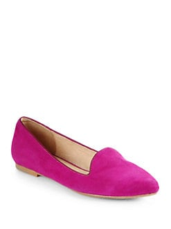 Joie - Day Dreaming Suede Smoking Slippers