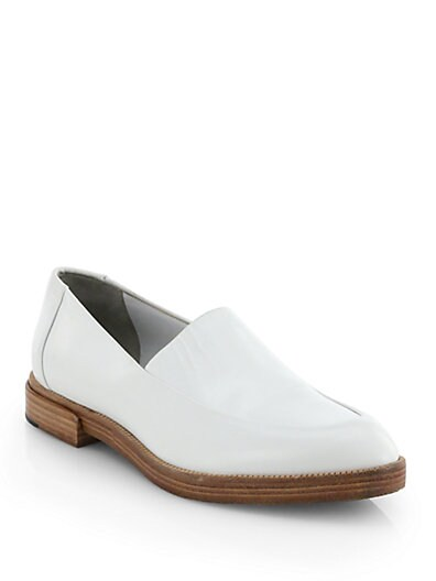 Hilary Leather Loafers