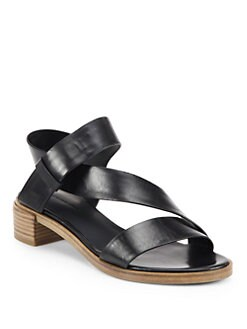 Alexander Wang - Ajak Leather Sandals