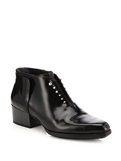 3.1 Phillip Lim - Chelsea Studded Leather Ankle Boots