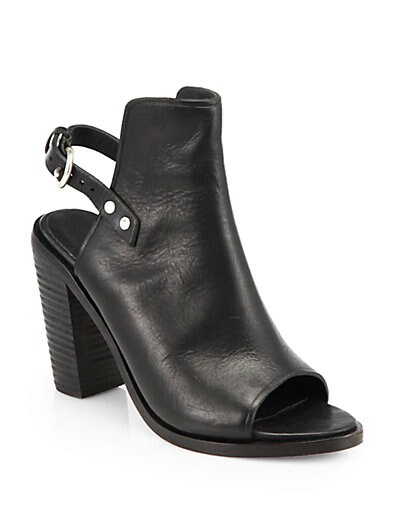 Wyatt Leather Slingback Sandals