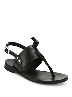 Rag & Bone - Quinn Leather Sandals