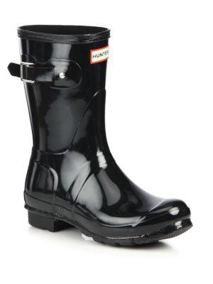 Original Short Gloss-Finish Rain Boots