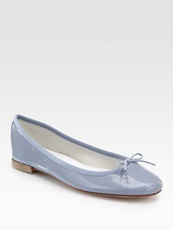 Repetto - BB Patent Leather Ballet Flats