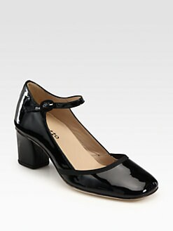 Repetto - Poupee Patent Leather Mary Jane Pumps