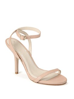 Elizabeth and James - Toni Leather Ankle Strap Sandals