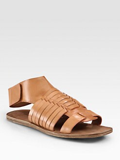 Vince - Calista Leather Roman Sandals