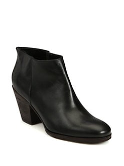 Rachel Comey - Mars Leather Ankle Boots