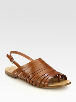 Sigerson Morrison - Kimberly Leather Sandals