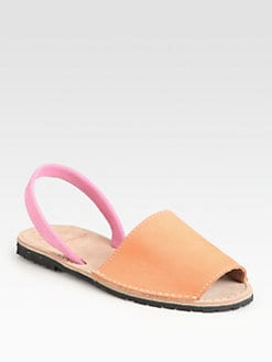 Ishvara - Albarcas Colorblock Leather Sandals