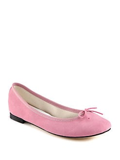 Repetto - Suede Ballet Flats