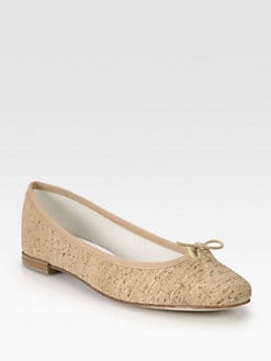 Repetto - BB Cork Ballet Flats