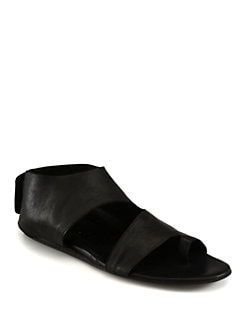 LD Tuttle - Watch Leather Sandals