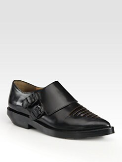3.1 Phillip Lim - Lissy Runway Leather Loafers