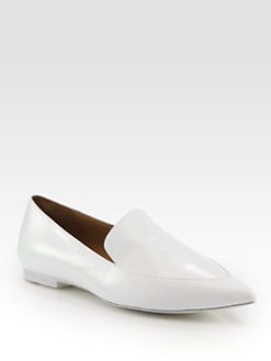 3.1 Phillip Lim - Spade Leather Loafers