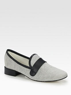 Repetto - Michael T-Shirt Canvas Loafers