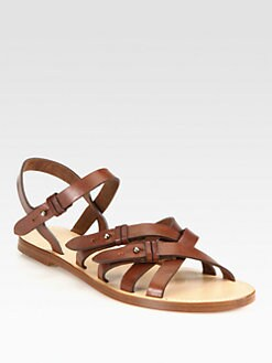 Rag & Bone - Jefferson Leather Sandals