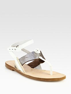 Rag & Bone - Sigrid Leather Sandals