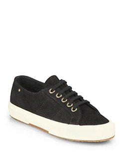 THE ROW FOR SUPERGA - Corduroy Low-Top Sneakers