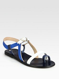 Ancient Greek Sandals - Phoebe Leather Sandals