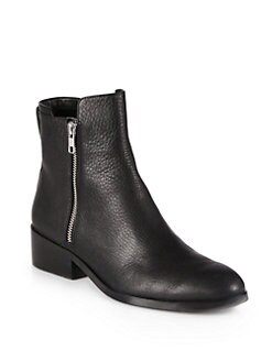 3.1 Phillip Lim - Alexa Leather Ankle Boots