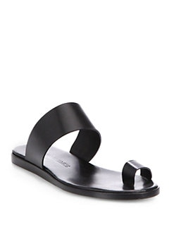 WOMAN BY COMMON PROJECTS - Minimalist Leather Banded Sandals