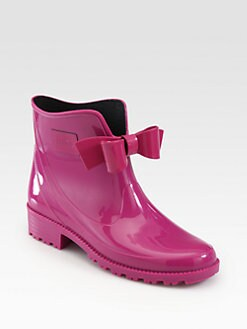 RED Valentino - Bow Rain Boots