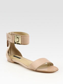 Rachel Zoe - Leather Buckle Sandals