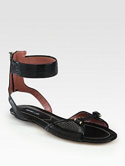 Derek Lam - Hurley Patent Leather Sandals