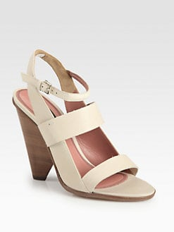 Derek Lam - Bijou Leather Sandals