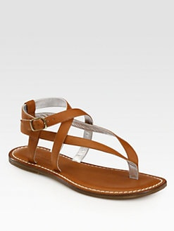 Bernardo 1946 - Dazzling Strappy Leather Sandals
