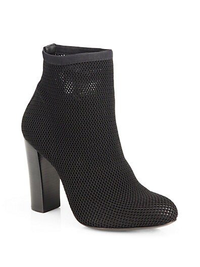 Daga Stretchy Mesh Ankle Boots