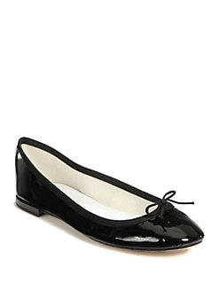 Repetto - Patent Leather Ballet Flats