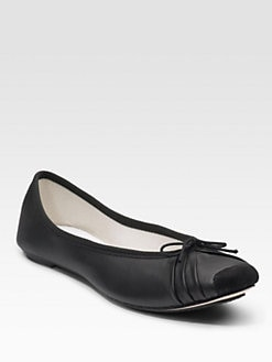 Repetto - Bolchoi Square-Toe Ballet Flats
