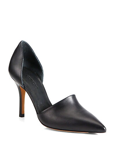 Vince Claire Choked Up d'Orsay Pump