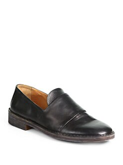 Vince - Marcelle Leather Loafers