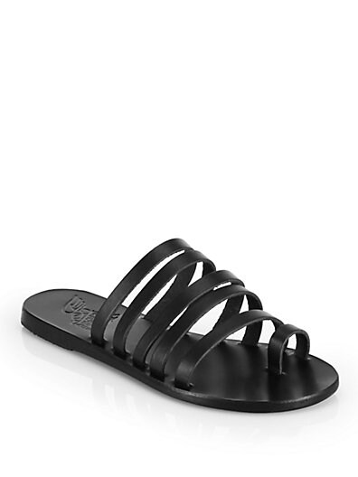 Niki Strappy Leather Sandals