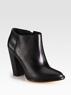 Elizabeth and James - Leather Ankle Boots