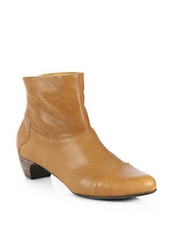 Coclico - Sawyer Leather Ankle Boots