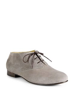 Coclico - Irene Suede Lace-Up Oxfords