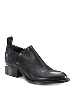 Alexander Wang - Kori Leather Oxfords