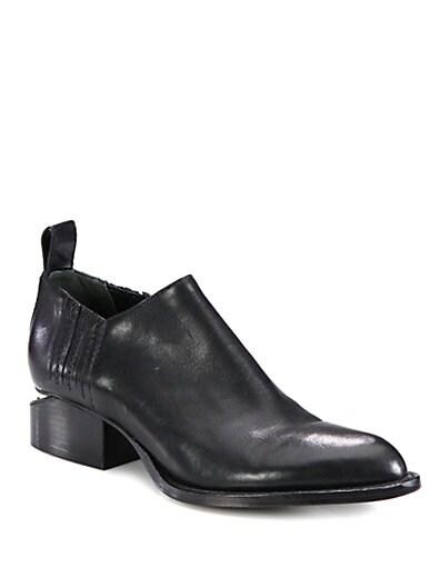 Kori Leather Oxfords