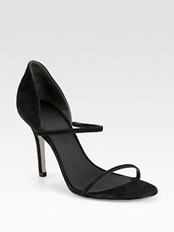 Alexander Wang - Staysa Suede Sandals