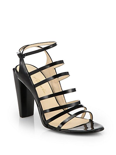 Elle Leather Sandals