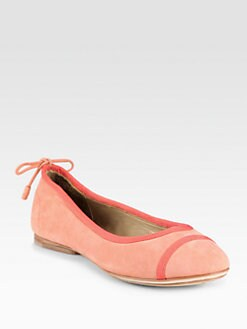Rag & Bone - Hazel Leather Ballet Flats