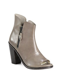 Rag & Bone - Noelle Leather Ankle Boots