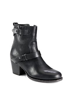 Rag & Bone - Classic Newbury Leather Boots