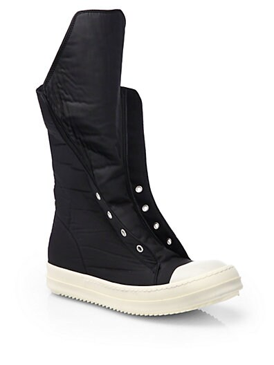Ramones High-Top Sneaker Boots