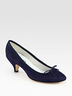 Repetto - Gisele Suede Pumps